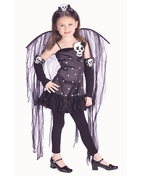 Skull Fairy Costume for Child