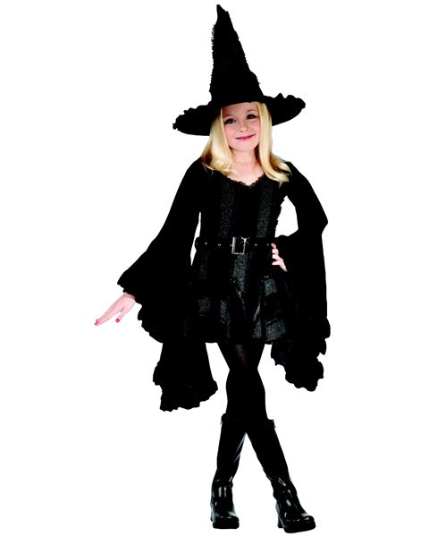 Child Stitch Witch Costume