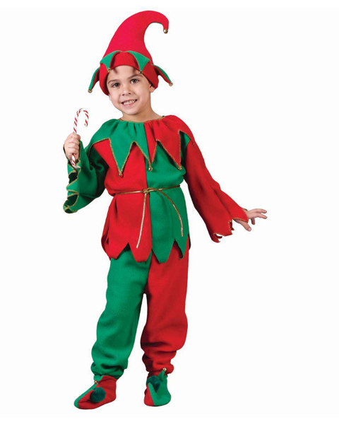 Child Elf Costume (set)
