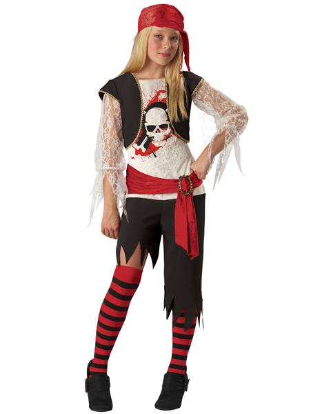 Новогодние костюмы для девочек фото пиратки