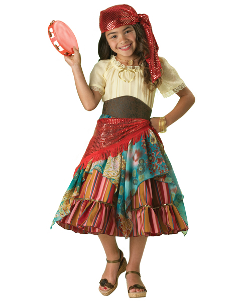 Child Elite Fortune Teller Costume