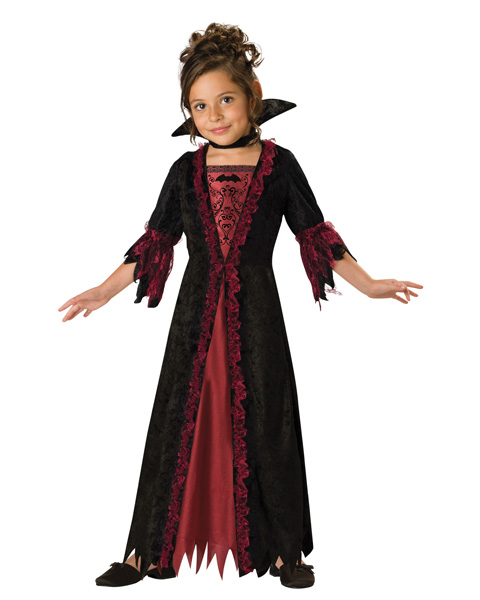 Vampira Girls Costume