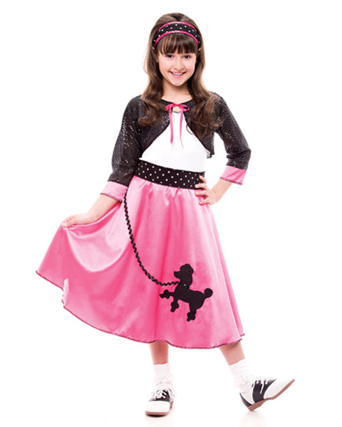50s Jitter Bug Girls Costume
