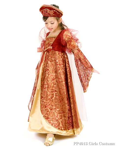 Princess Ann Girls Costume
