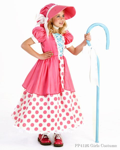 Polka Dot Bo-Peep Child Costume