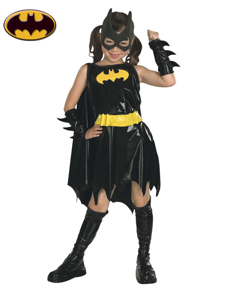 Batgirl Costume for Girl