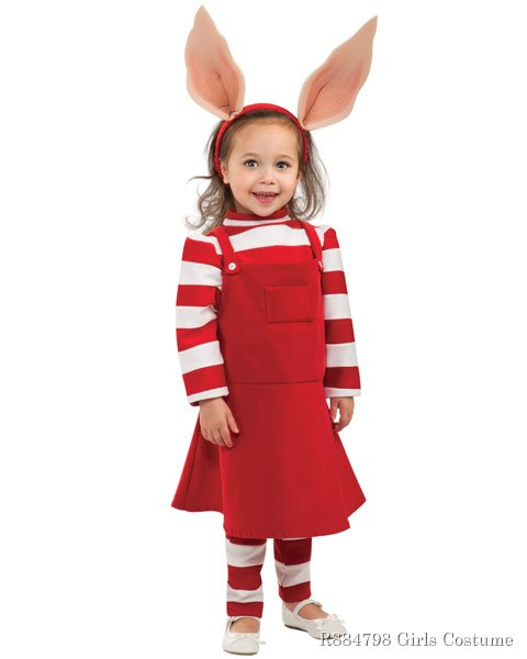 Deluxe Girls Olivia Child Costume