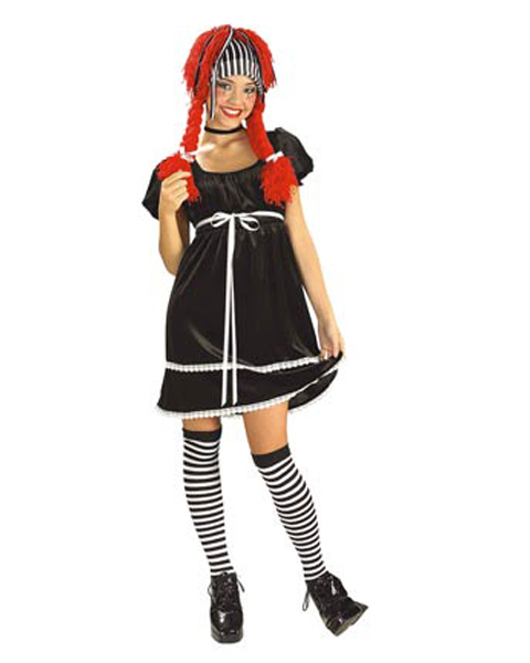 Tween Living Doll Costume