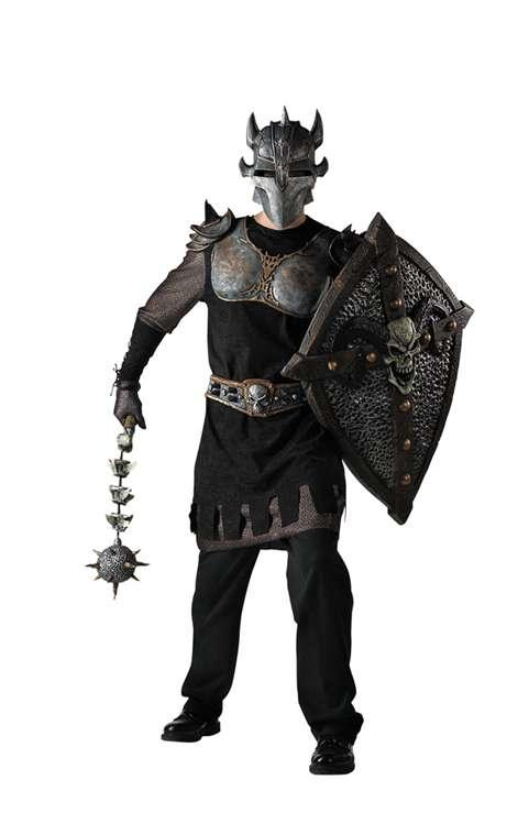 Armored Knight Costume