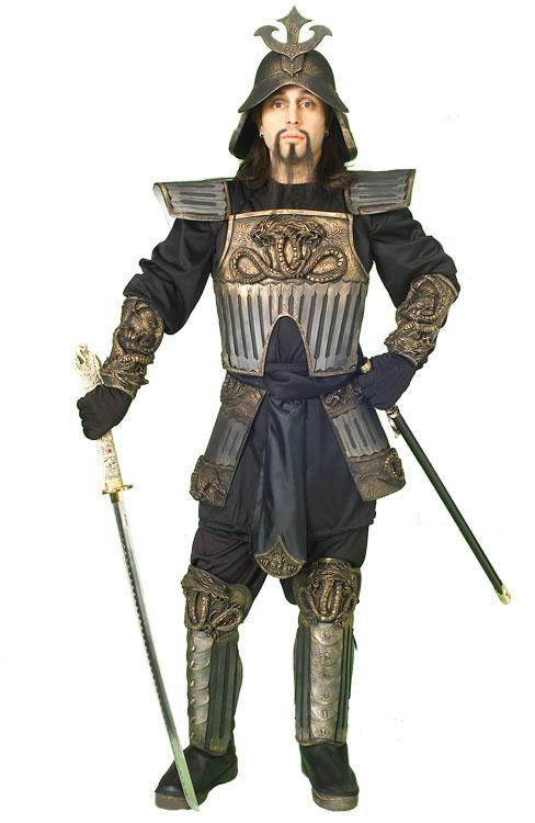 Мужской японский костюм 10
