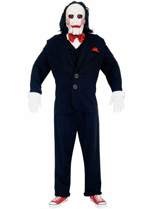 Saw: Jigsaw Puppet Adult Costume