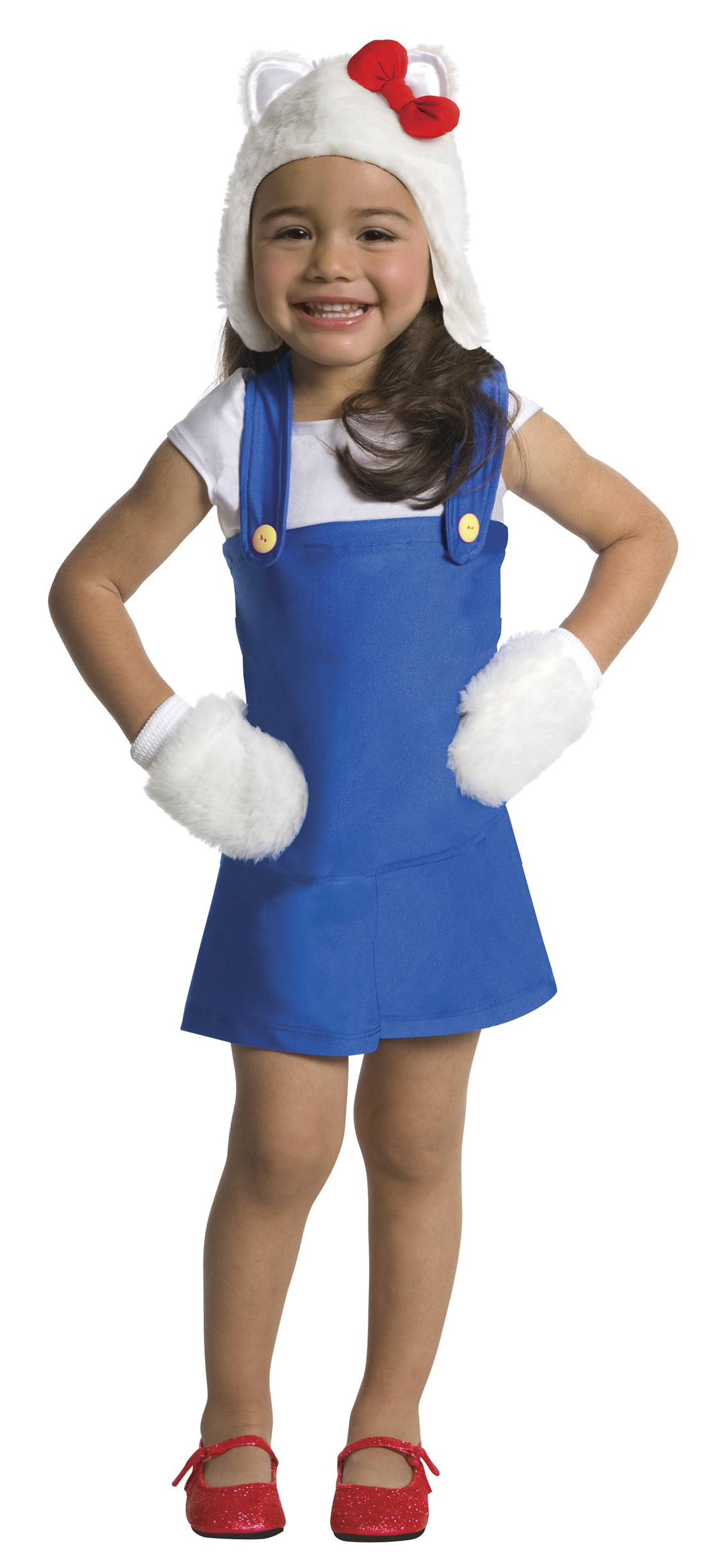 Hello Kitty - Hello Kitty Blue Romper Toddler Costume