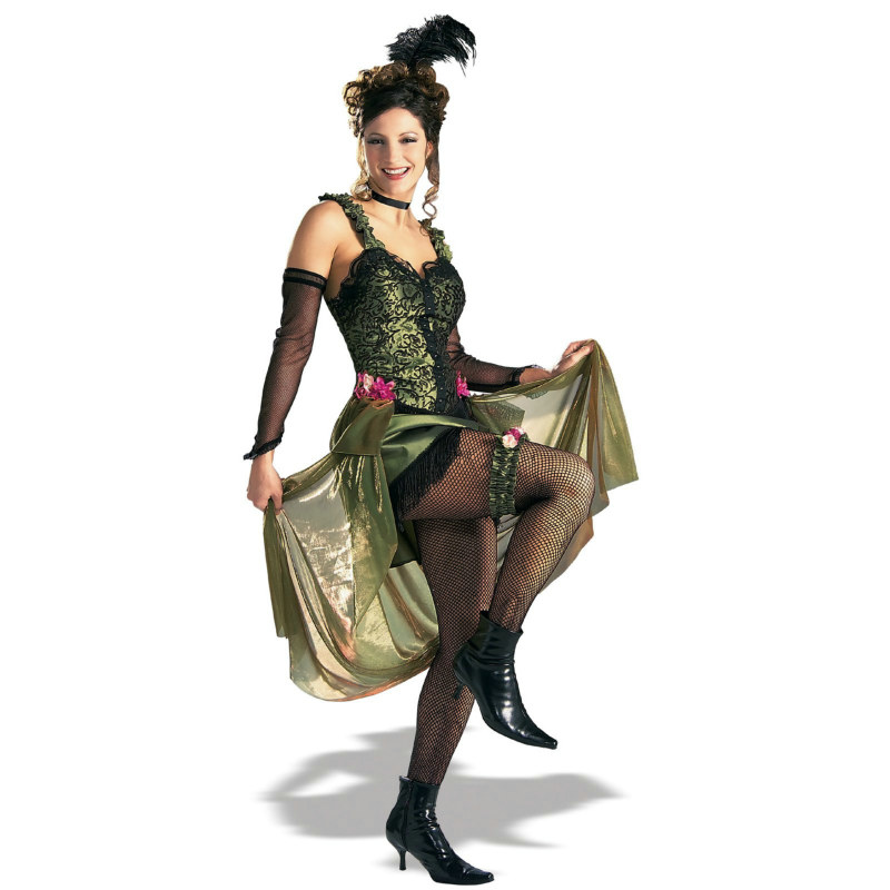 Saloon Girl Grand Heritage Collection Adult Costume