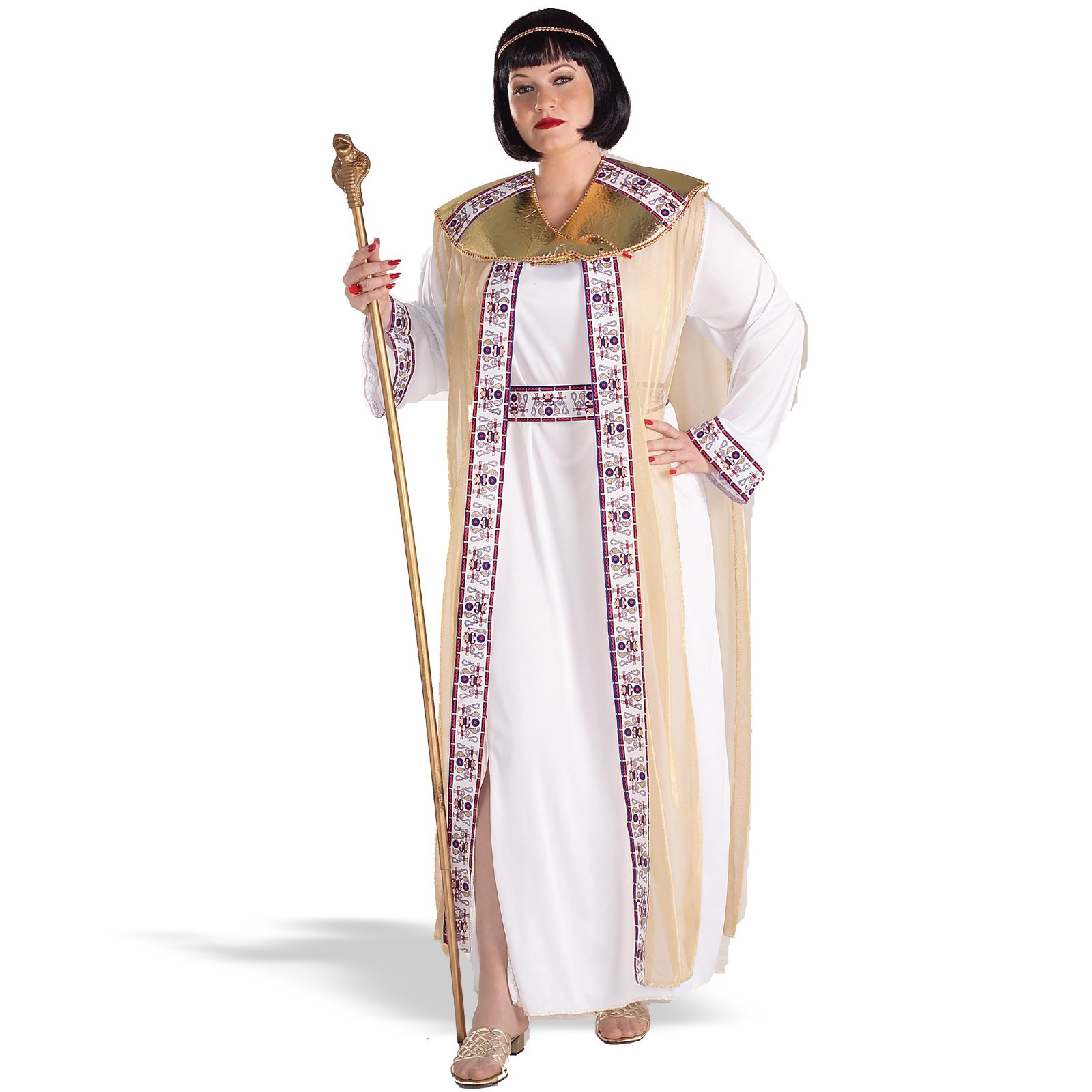 Cleopatra Adult Plus Costume