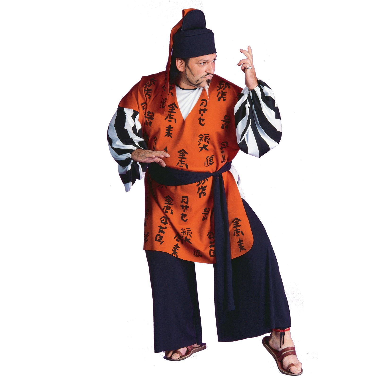 Samurai Warrior Plus Adult Costume