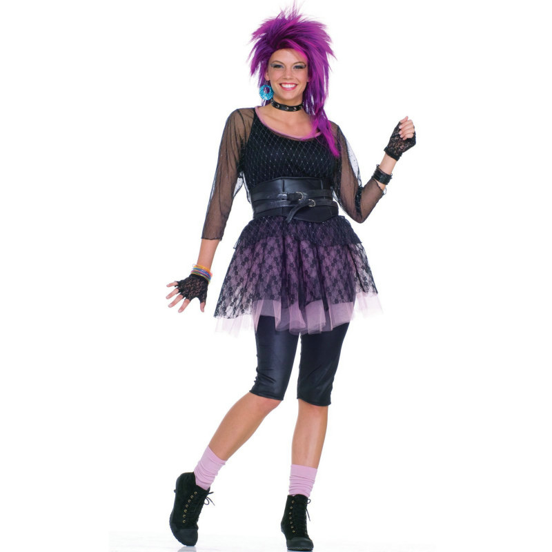 Funky Pop Star Adult Costume