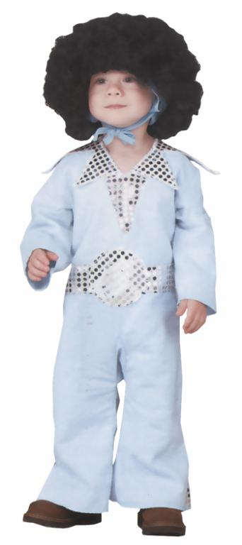 Lil' Disco Toddler Costume