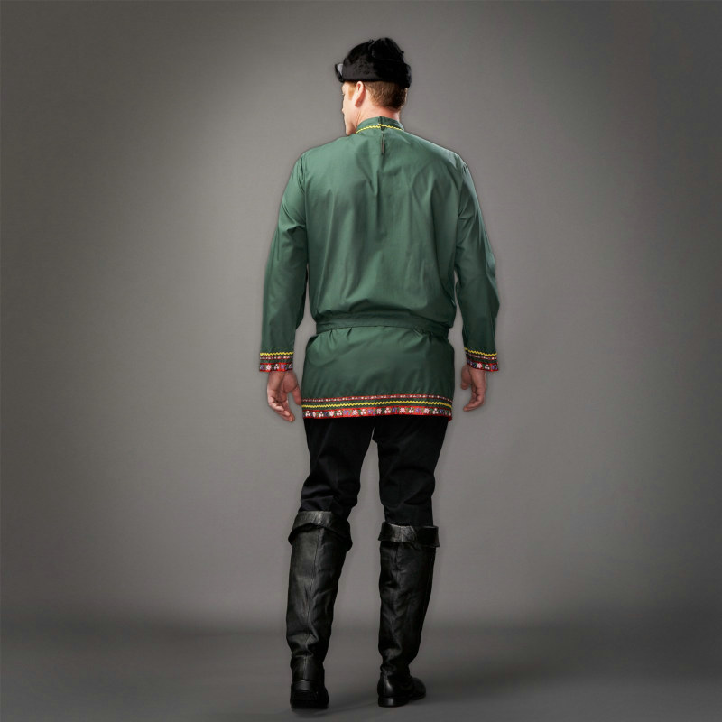 Russian Cossack Adult Plus Costume