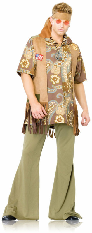 Groovy Guy Adult Costume