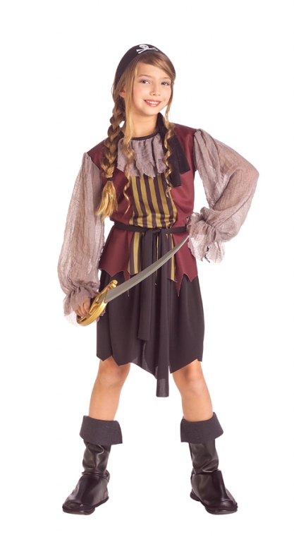 Queen Of The Sea Pirate Costume