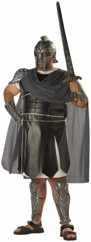 Centurion Adult Plus Costume