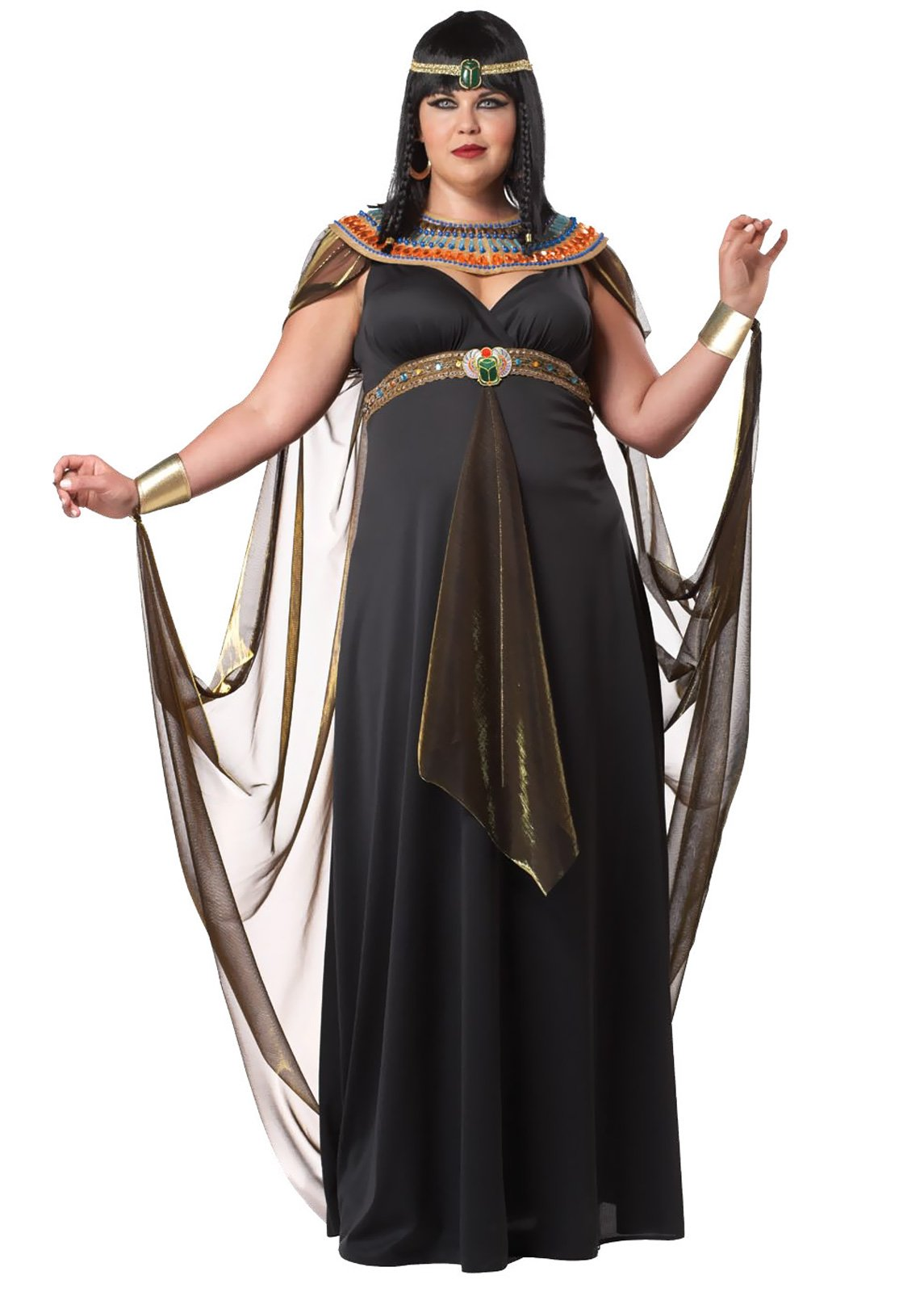 Queen of the Nile Adult Plus Costume