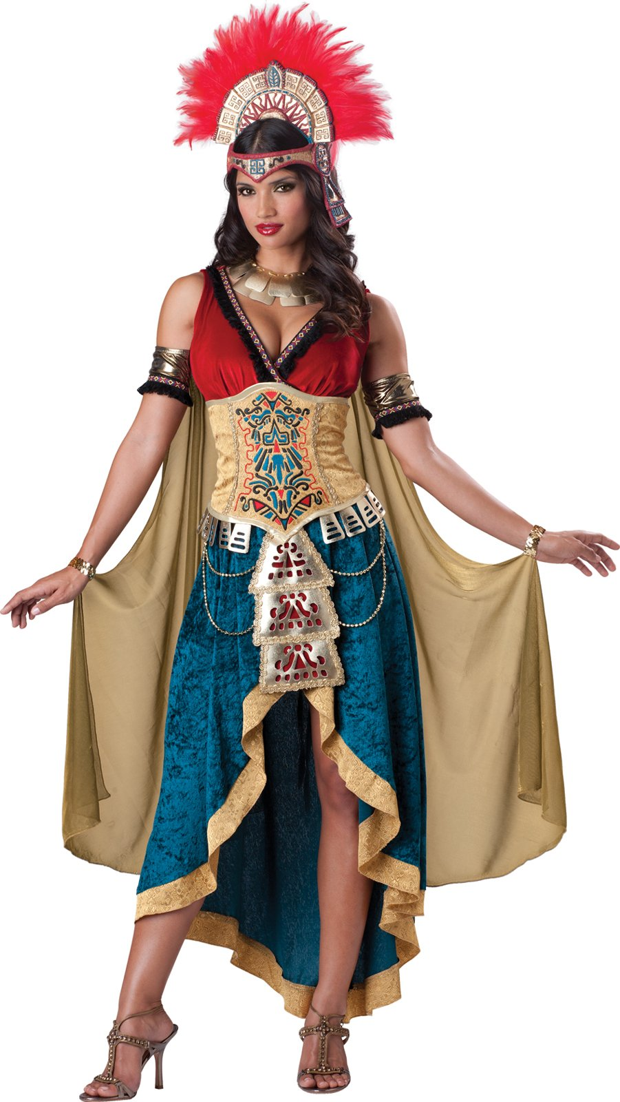Mayan Queen Adult Costume