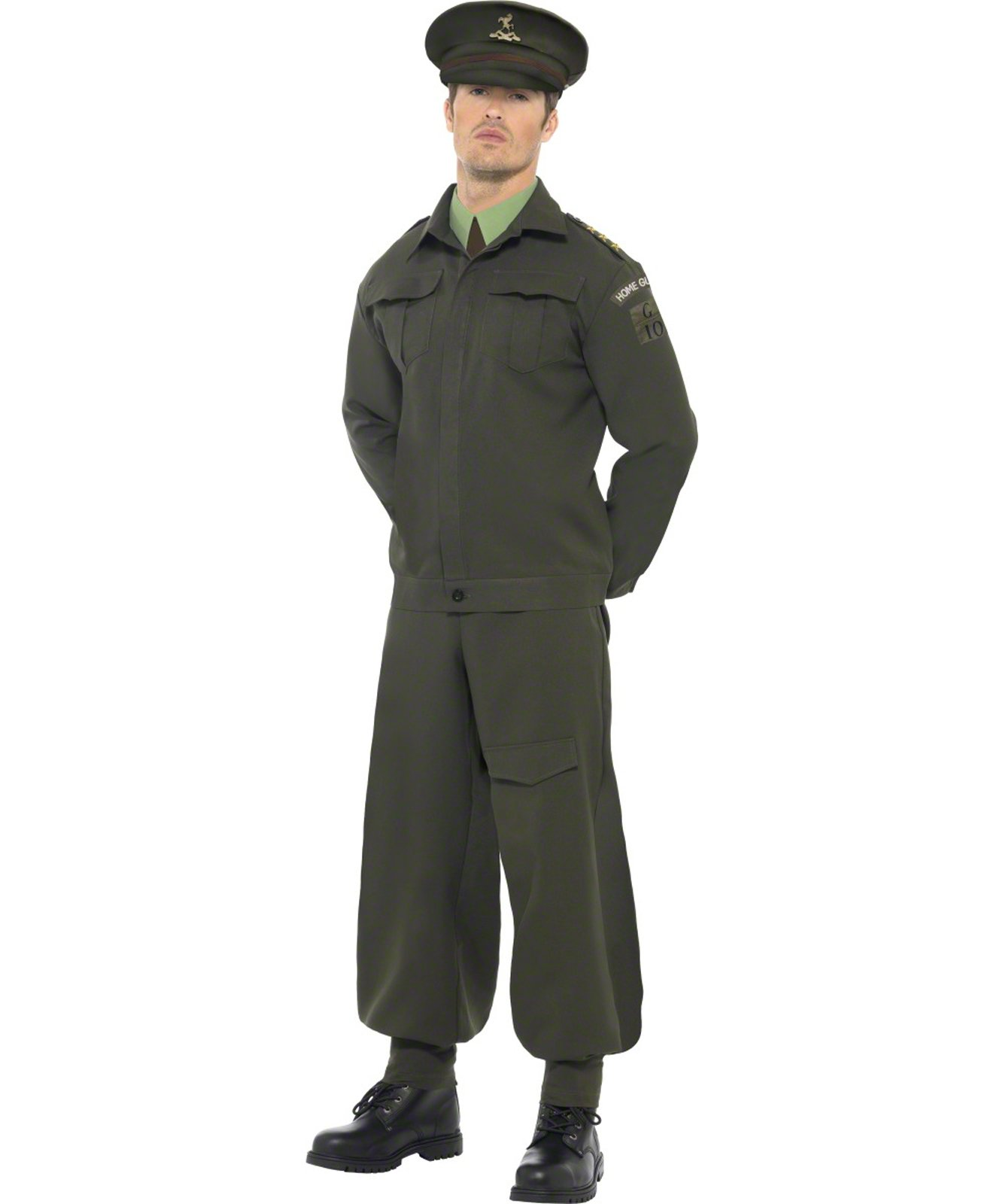 WW2 Home Guard Adult Costume