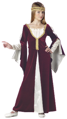 Regal Princess Child Costume