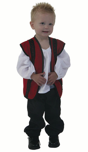 Toddler Boys Renaissance Fair Costume