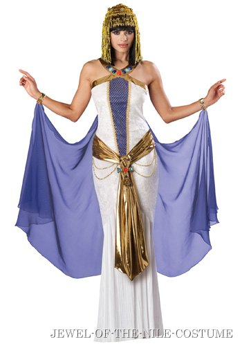 Royal Cleopatra Costume