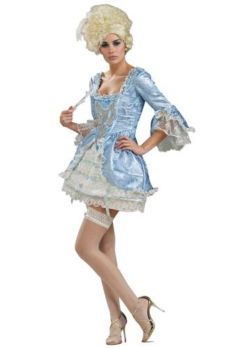 Naughty Marie Antoinette Costume