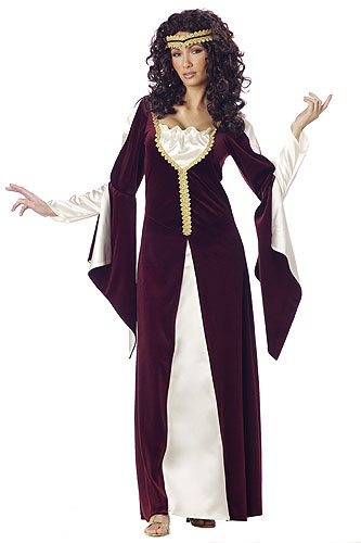 Women's Regal Princess Costume