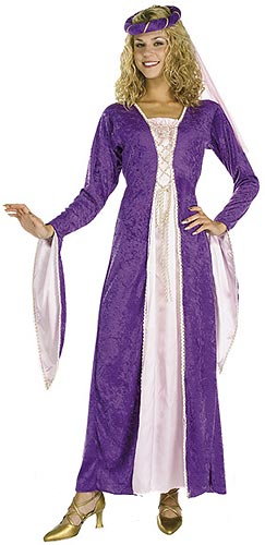 Renaissance Princess Teen Costume - In Stock : About Costume