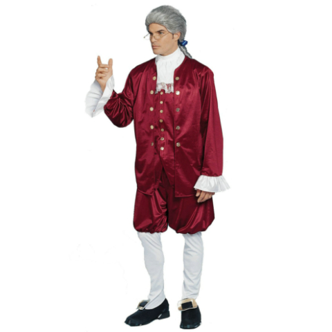Ben Franklin Adult Costume