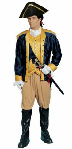 Patriot Adult Costume
