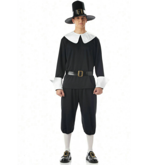Pilgrim Man Adult (Economy) Costume