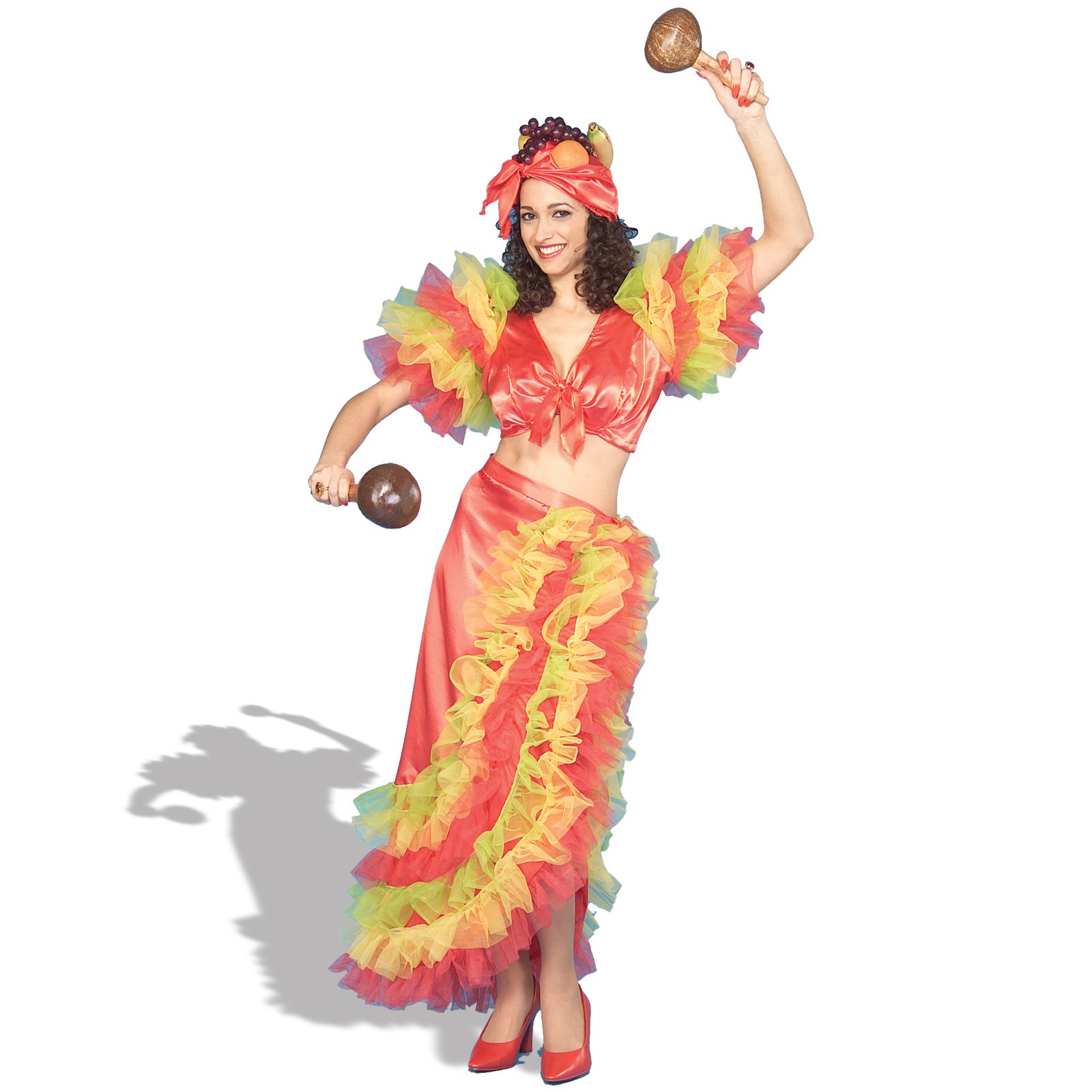 Latin Dancer Adult Costume