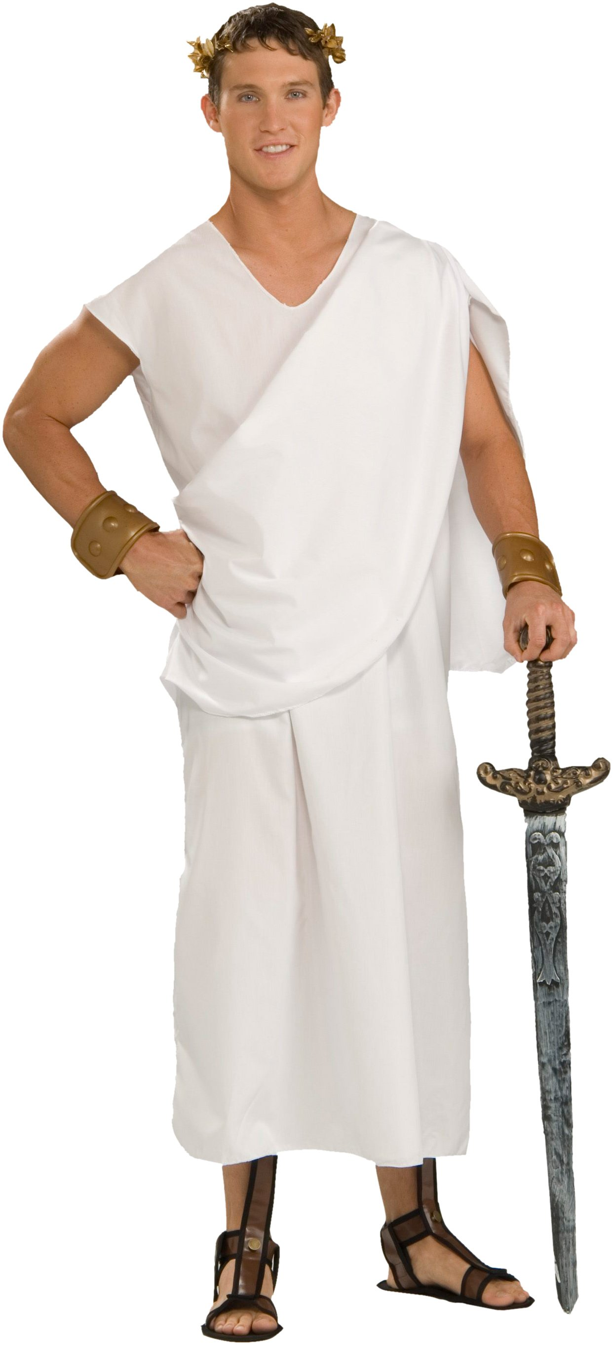 Toga Toga Adult Plus Costume