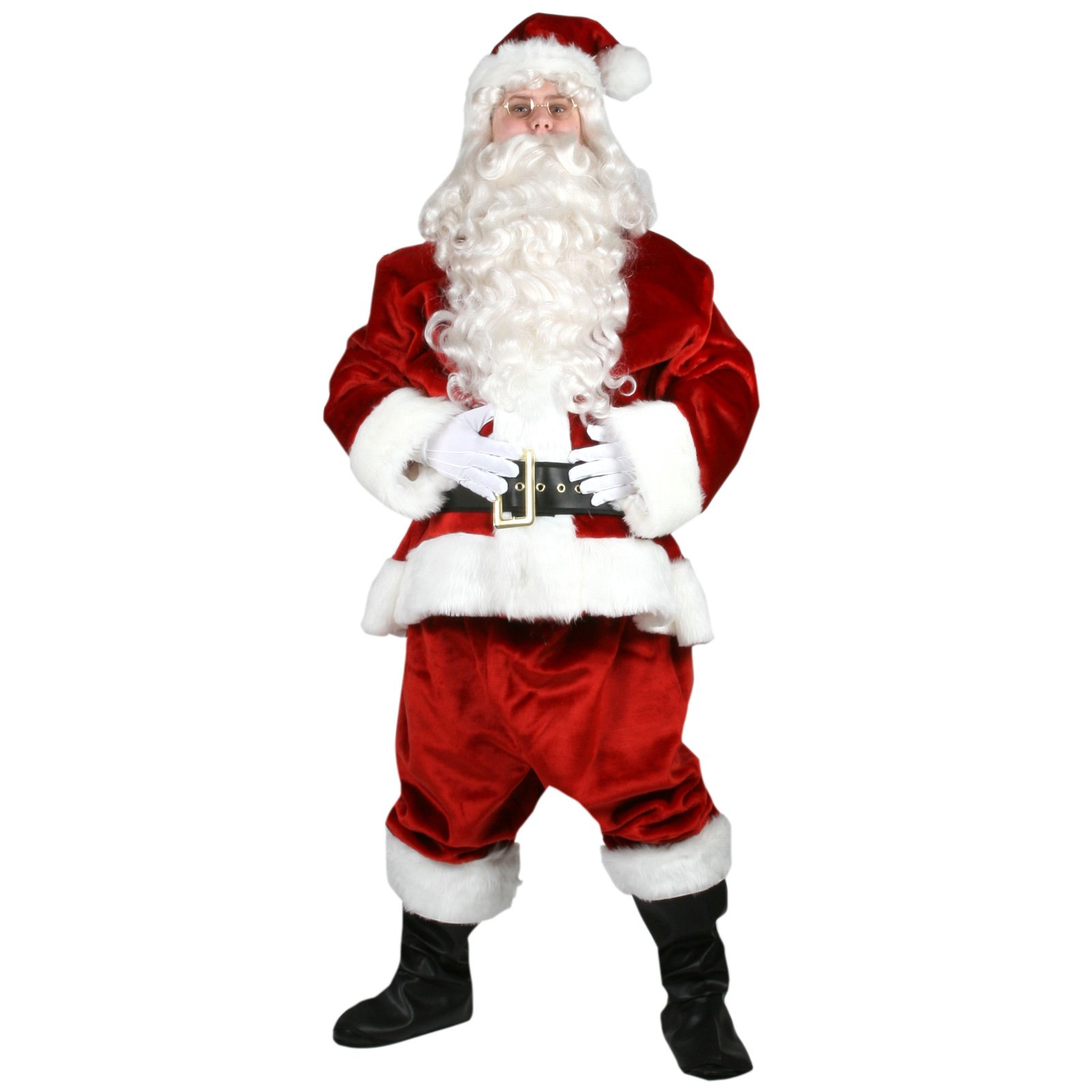 Imperial Santa Suit (Crimson) XL Costume