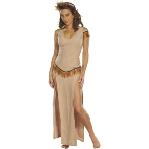 Laughing Maiden Adult Costume