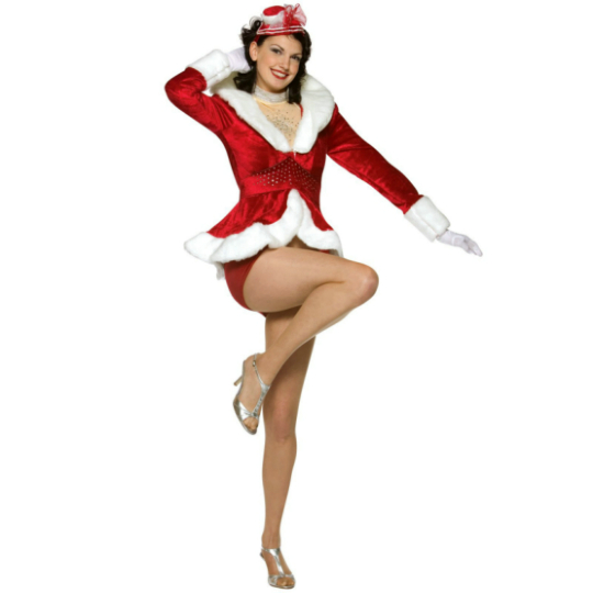 Radio City Rockettes Adult Costume