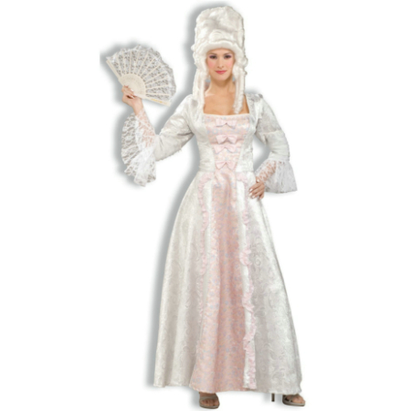 Marie Antoinette Designer Collection Adult Costume