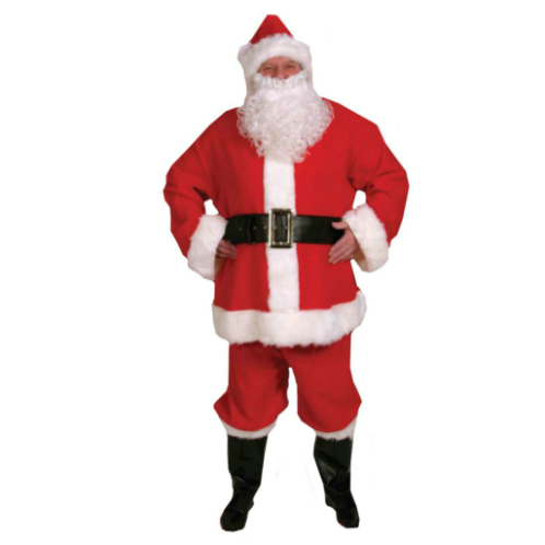 Economy Santa Suit - Adult XL