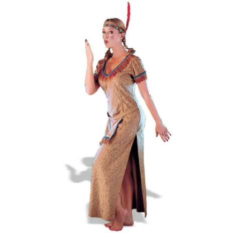 Tiger Lilly Adult Costume