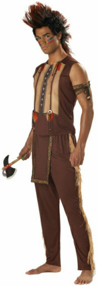 Noble Warrior Adult Costume
