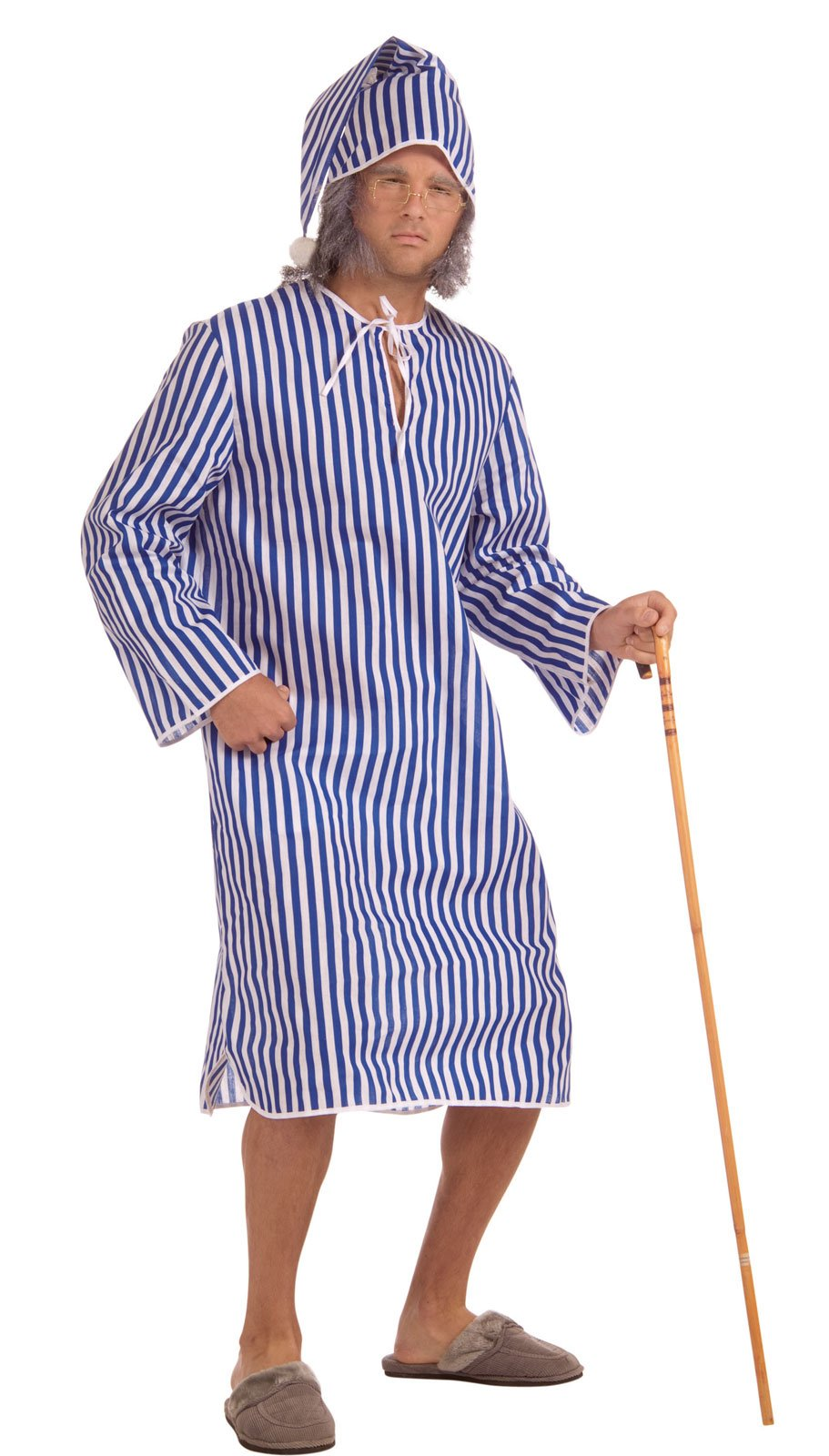 Scrooge Night Shirt Adult Costume