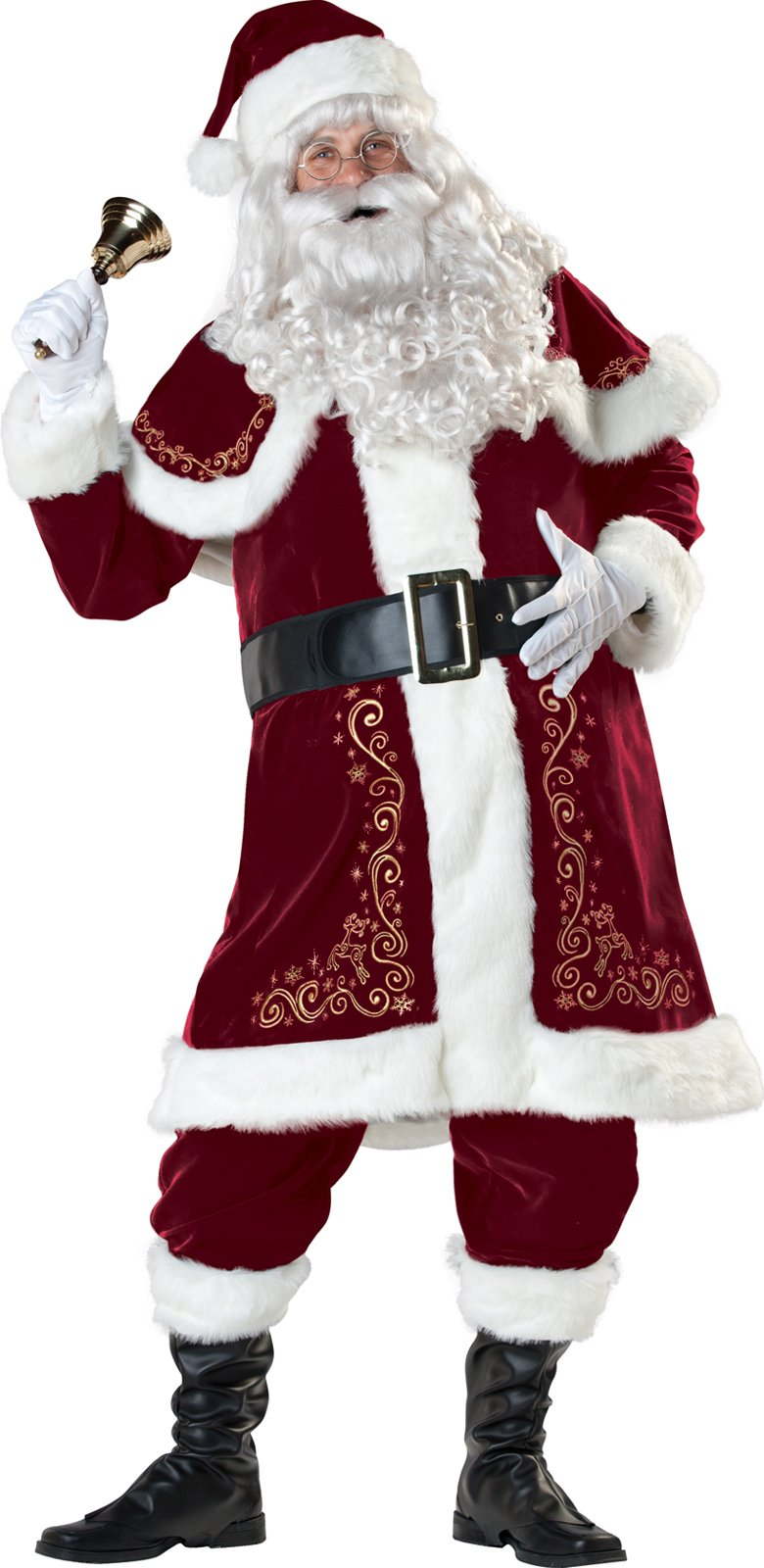 Jolly Ole St. Nick Adult Costume