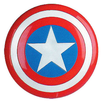 Captain America Shield Accessory