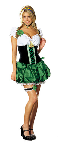 Plus Size Good Luck Charm Costume